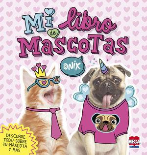 MI LIBRO DE MASCOTAS / PD.