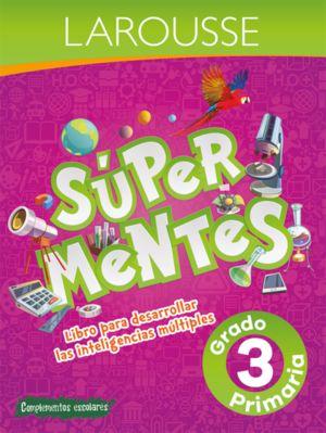 SUPER MENTES 3. PRIMARIA