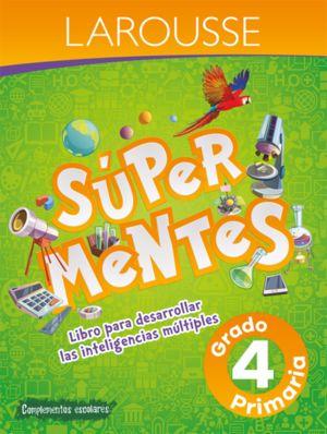 SUPER MENTES 4. PRIMARIA