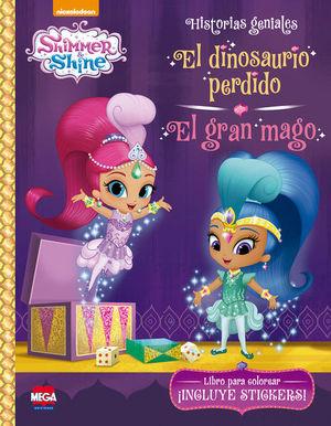 Shimmer and Shine. El dinosaurio perdido