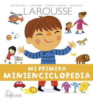 MI PRIMERA MINIENCICLOPEDIA / PD.