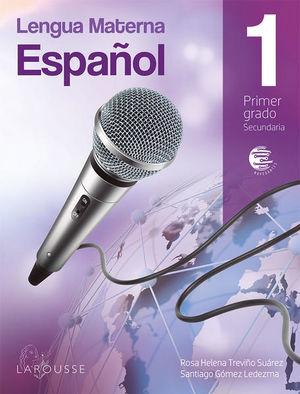 ESPAÑOL 1. SECUNDARIA