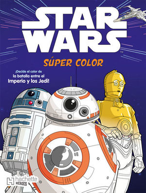STAR WARS SUPER COLOR