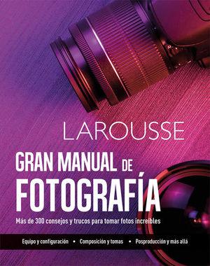 Gran manual fotografía / pd.