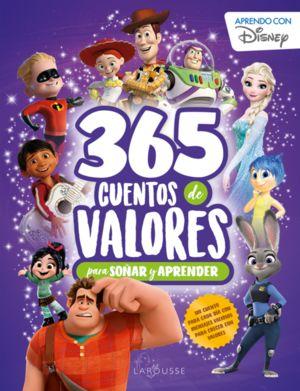 365 CUENTOS DE VALORES PARA SOÑAR Y APRENDER