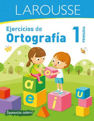 EJERCICIOS DE ORTOGRAFIA. PRIMARIA 1
