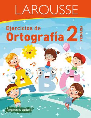 EJERCICIOS DE ORTOGRAFIA. PRIMARIA 2