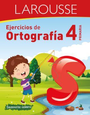 EJERCICIOS DE ORTOGRAFIA. PRIMARIA 4