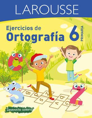 EJERCICIOS DE ORTOGRAFIA. PRIMARIA 6