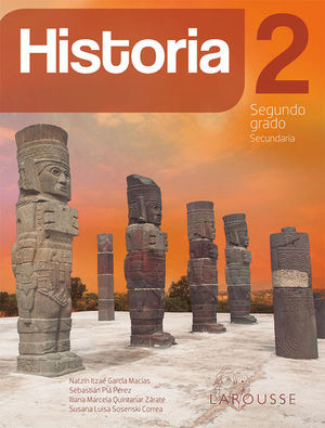 HISTORIA 2. SECUNDARIA