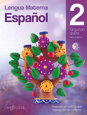 ESPAÑOL 2. SECUNDARIA