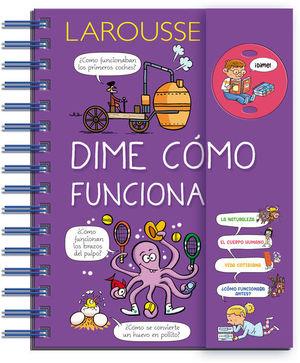 DIME COMO FUNCIONA / PD.