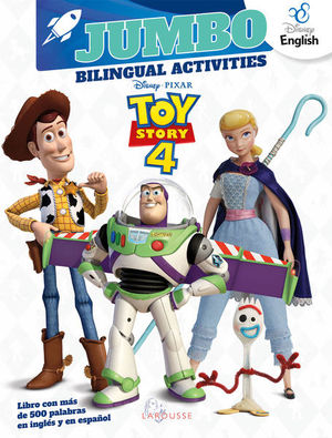 BILINGUAL ACTIVITIES TOY STORY 4