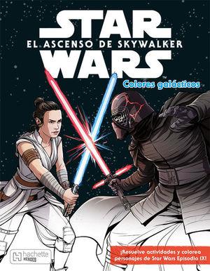 Star Wars episodio IX. Colores galácticos