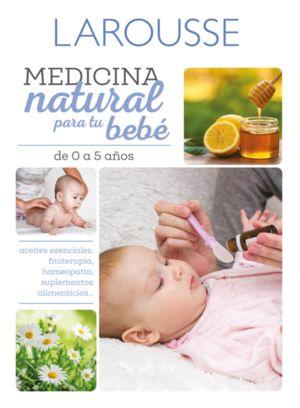 Medicina natural para tu bebé