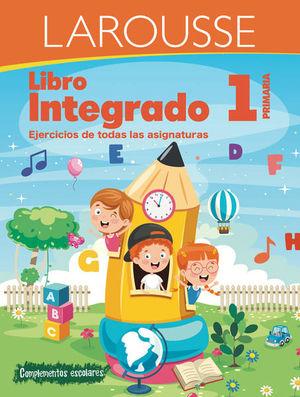 Libro integrado 1. Primaria