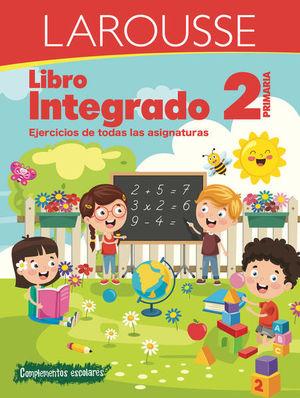 Libro integrado 2. Primaria