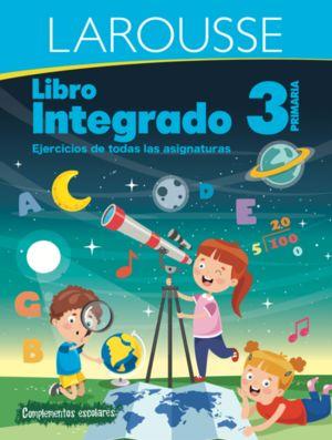 Libro integrado 3. Primaria