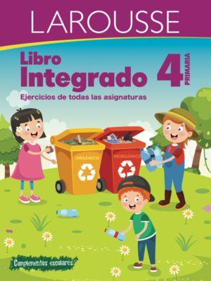 Libro integrado 4. Primaria