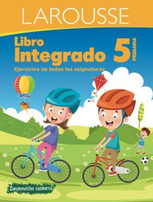 Libro integrado 5. Primaria