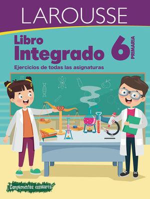 Libro integrado 6. Primaria