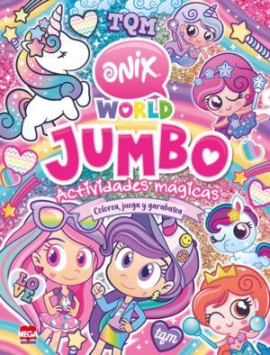 Onix World Jumbo. Actividades mágicas