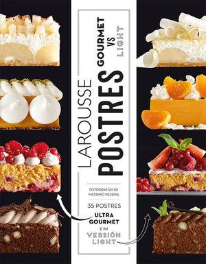 Postres gourmet vs light / pd.