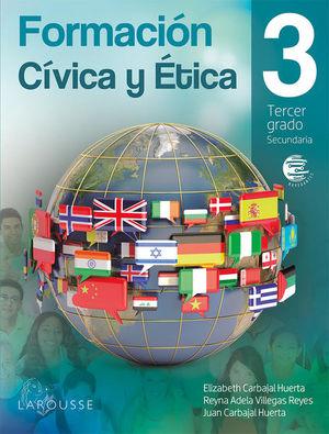 Formación Cívica y Ética 3. Secundaria