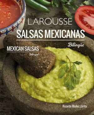 Salsas mexicanas (Edición bilingüe) / pd.