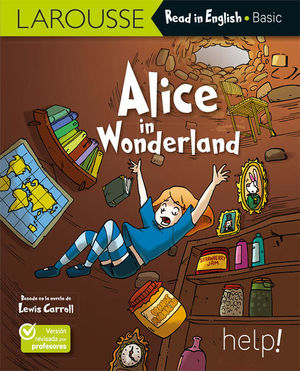 Read in English Alice in Wonderland