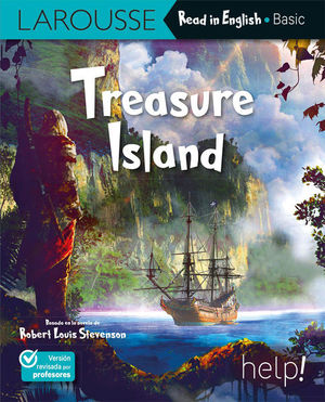 Read in English Treasure Island