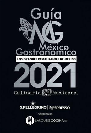 Guía México gastronómico 2021