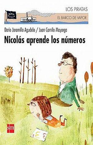 NICOLAS APRENDE LOS NUMEROS