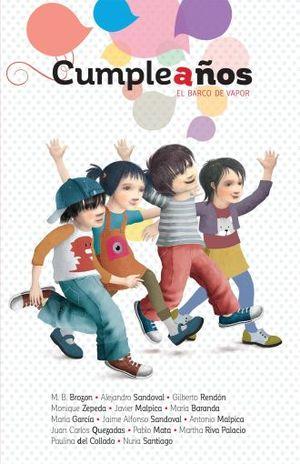 CUMPLEAÑOS EL BARCO DE VAPOR