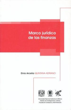 MARCO JURIDICO DE LAS FINANZAS