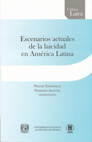 ESCENARIOS ACTUALES DE LA LAICIDAD EN AMERICA LATINA