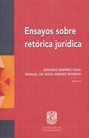 ENSAYOS SOBRE RETORICA JURIDICA