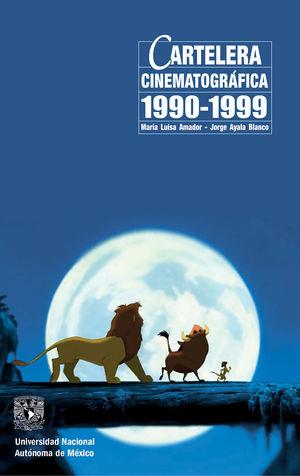 Cartelera cinematográfica 1990 - 1999