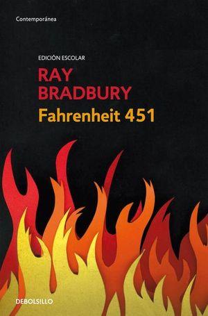 FAHRENHEIT 451 (EDICION ESCOLAR)