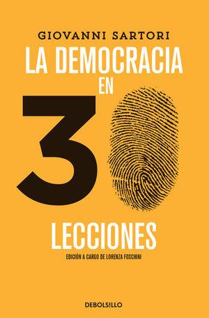 DEMOCRACIA EN 30 LECCIONES
