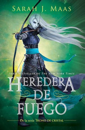 HEREDERA DE FUEGO / TRONO DE CRISTAL III