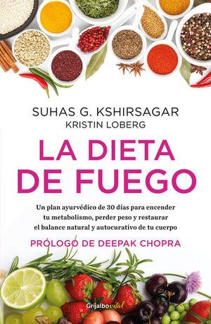 DIETA DE FUEGO, LA