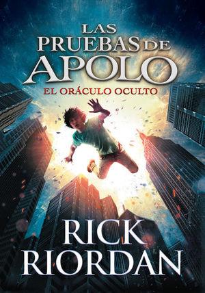 El oráculo oculto / Las pruebas de Apolo / vol. 1