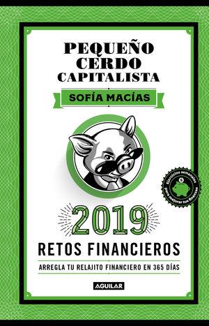 LIBRO AGENDA PEQUEÑO CERDO CAPITALISTA 2019