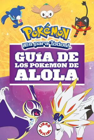 Guía de los Pókemon de Alola