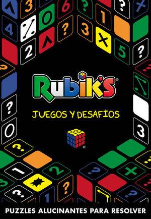 Rubik's. Juegos y desafíos. Puzzles alucinantes para resolver