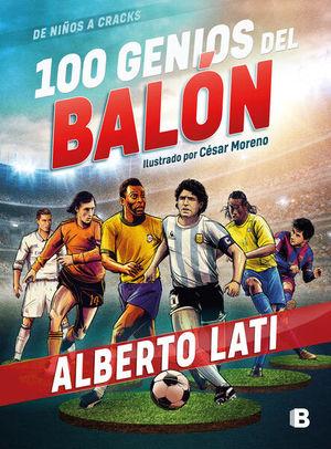 100 GENIOS DEL BALON