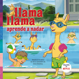 LLAMA LLAMA APRENDE A NADAR