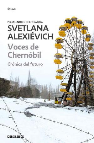 VOCES DE CHERNOBIL. CRONICA DEL FUTURO
