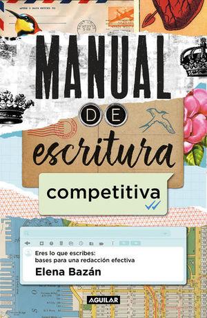Manual de escritura competitiva